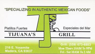 Tijuana's Bar & Grill